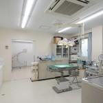 処置室: 歯科処置・内視鏡検査・薬浴等を行う場所です.